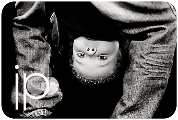 Upside down Grayer