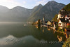 04-Morning over scenic Hallstatt