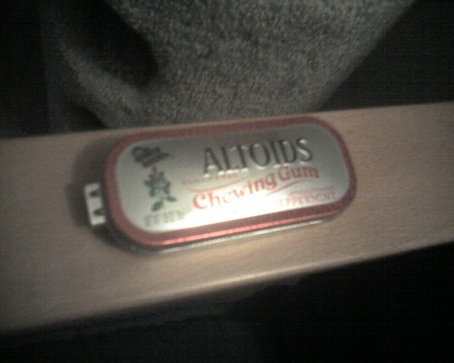 Altoids USB charger