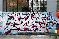 Aloy (funkandjazz) Tags: sanfrancisco california graffiti msk aloy