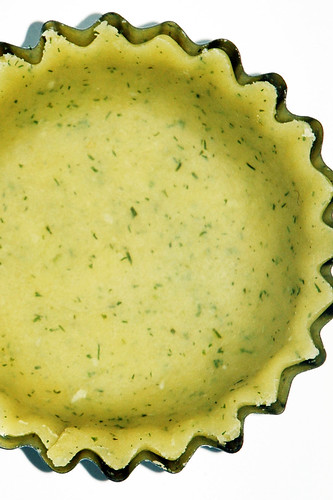 Tart with Dill