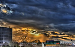 Sunset on I-10 Highway (RUSSIANTEXAN) Tags: nikon texas houston nikkor russiantexan 247028 d700 nikkor2470f28afs nikon2470mmf28gedafs anvarkhodzhaev russiantexas svetan svetanphotography