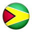 Flag of Guyana PNG Icon