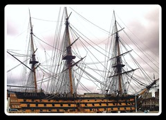 HMS Victory (Andrew Wilhelmsen) Tags: boat amazing ship nelson victory portsmouth hms hmsvictory