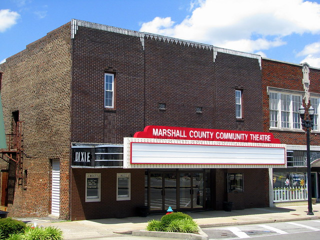 Marshall Co. Commuity Theater