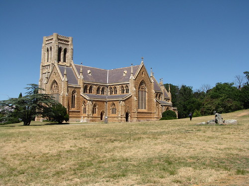 cathedrale goulburn