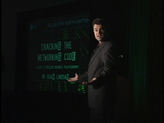 Sales and Networking Speaker Video Dean Lindsay Author of Cracking the Networking CODE (deanlindsay2009) Tags: sanantonio nashville management networking socialmarketing salestraining networkingevent multilevelmarketing businessspeaker corporatetrainer marketingexpert customerservicetraining businessnetworkingbook topspeakeronsales sellinginadowneconomy recessionproofselling saleskeynotespeaker salesleadershipspeaker salesmanagementspeaker sellingintougheconomy leadershipspeakerforbusiness progressagent progressleadership changemanagementisdead marketingspeaker crackingnetworkingcode salesexpert sellingintoughtimes dallassalesspeaker motivationalsalesspeaker salesspeakervideo motivationalkeynotespeaker dallascustomerservicetraining texascustomerservicespeaker nationalkeynotespeaker nationalhumorousspeaker nationalcustomerservicespeaker nationalleadershipspeaker videoofspeaker freebusinessnetworkingtips businessnetworkingadvice networkingadvice dallasconventionspeaker dallasbusinessspeaker servinginadowneconomy nationalassociationkeynotespeaker businessgrowthexpert salesandnetworking associationbusinessnetworkingluncheonspeaker luncheonspeaker keynotebusinessspeaker authorspeaker
