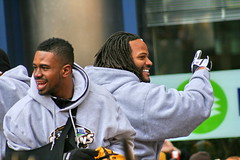 . (Deepak & Sunitha) Tags: pittsburgh nfl super bowl victory parade title superbowl sixth celebrate 2009 steelers champions grantstreet gosteelers terribletowel herewego steelernation xliii sixburgh slashd
