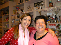 Parcel Trip: Me and Marlene!