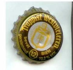 Trappist Westvleteren 12 cap