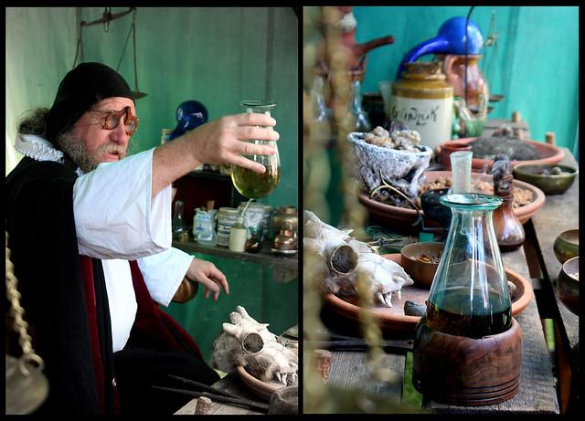 Alchemist's Chamber