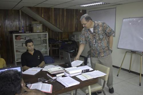 Dr. Douglas Rutt in Caracas