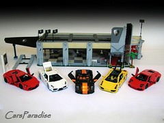 Lamborghini Showroom(group shot front) (Firas Abu-Jaber) Tags: for this is awesome it buy omg could plz 250 murcielago