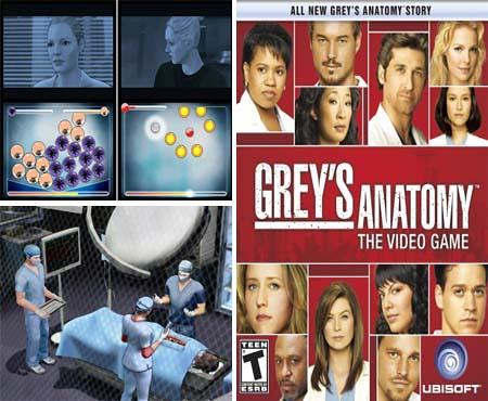 Grey's Anatomy Jogo
