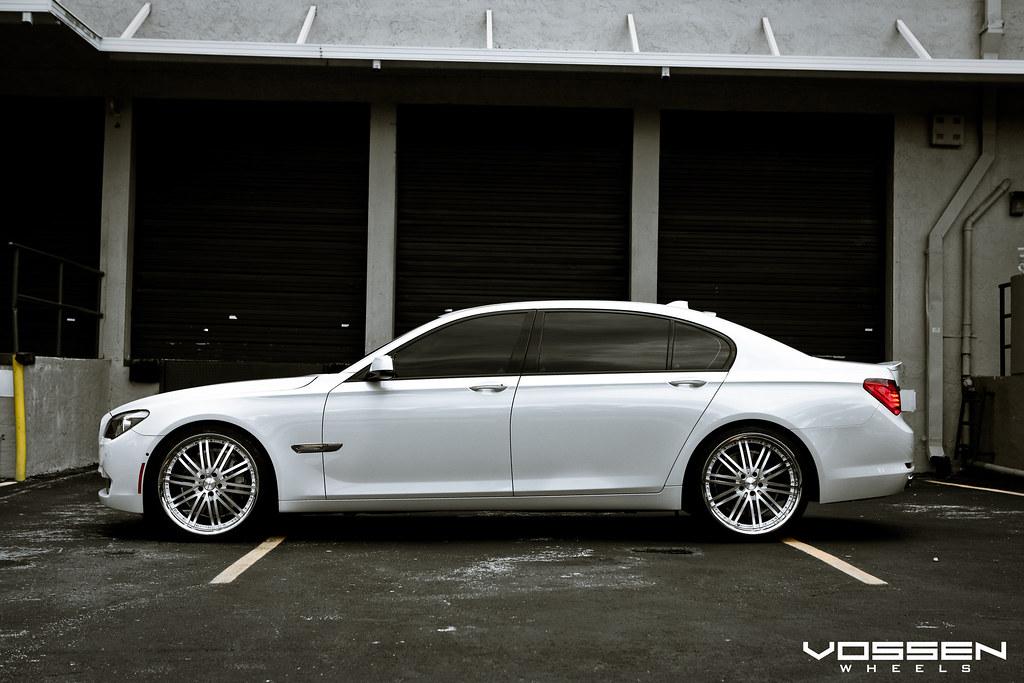 BMW On Vossen VVS WOW MBWorldorg Forums - 2010 750 bmw