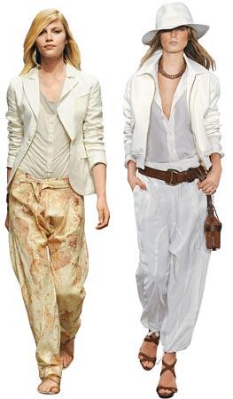 calças saruel modelos