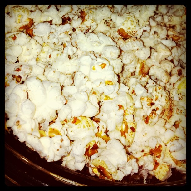 Cheap Frugal Cinnamon Sugar Popcorn