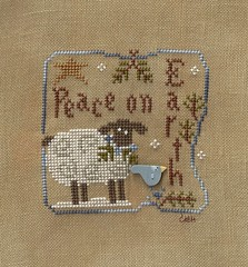 LHN Winter Sheep by Renee's Stitching