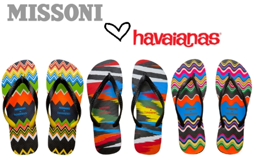 656388818033 Missoni x Havaianas – Fashion in my eyes