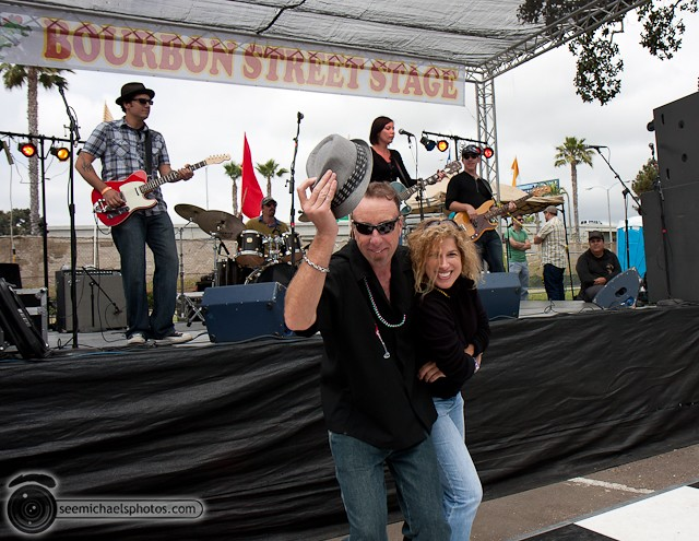Nena Anderson and the Mules at Gator by the Bay 50811 © Michael Klayman-009