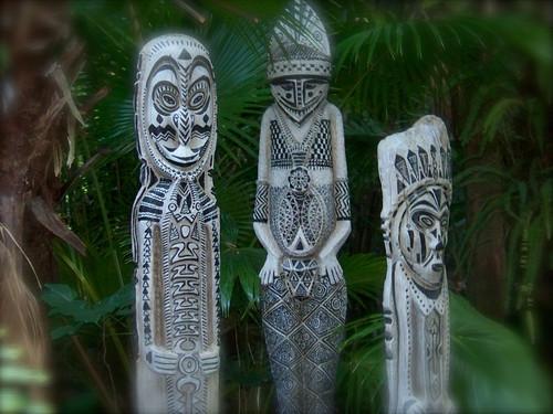 Tiki Trio
