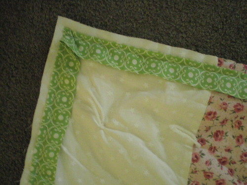 Apple blossom quilt 2