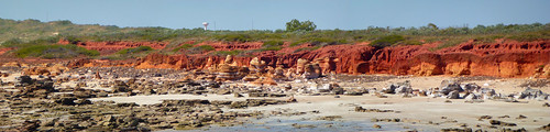 Gantheaume Point, Southern end of Cable Beach, Broome - Kimberleys, Western Australia
