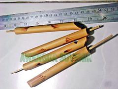 souvenir kicauan bambu