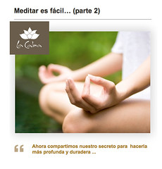 "Meditar es fácil ... • <a style=""font-size:0.8em;"" href=""http://www.flickr.com/photos/92523077@N06/13089241483/"" target=""_blank"">View on Flickr</a>"