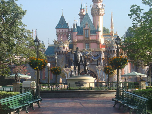 Sleeping Beauty's Castle - 50 Anniversary