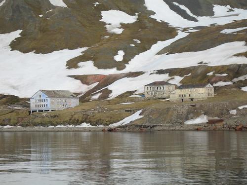 Grumant 3, Svalbard, Arctic Norway