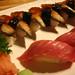 Eel and tuna