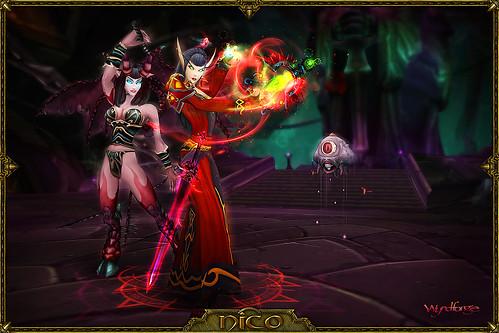 world of warcraft art. World of Warcraft Art - WoW by