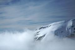 Revelation (BombDog) Tags: winter cloud sun mountain snow france beauty null switzerland track s powder trail snowboard flaine grandmassif snowsnowboardwinterfranceski