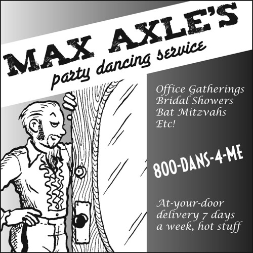 max-axle laura maker, susie seidelman