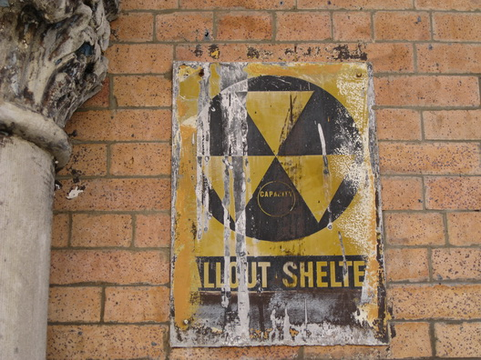 Blast from the Past--Fallout Shelter