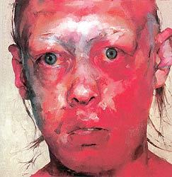 Jenny Saville-Young British Artist