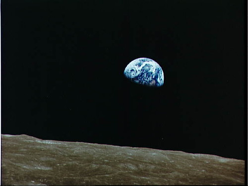 Earthrise, Apollo 8