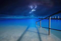 Mr Cranky Face Storm (Tim Donnelly (TimboDon)) Tags: ocean blue sea storm australia nsw tidalpool narrabeen oceanpool singintheblues supershot diamondclassphotographer
