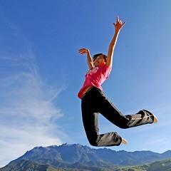 Jump^ 13,435 ft