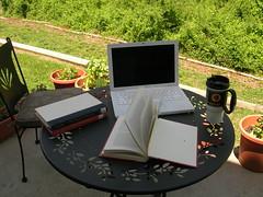 patio dissertating