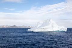 Serene iceberg