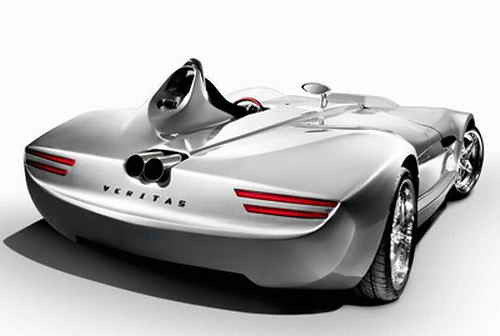 Veritas RS III Concept Car Image
