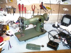 Viking 33-10 (Sew MachTech (Rick)) Tags: viking 3310