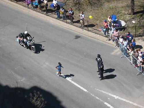 boston marathon - apr 2005