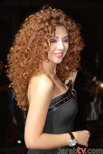 Myriam Fares Curly Hair Goddess Curltalk