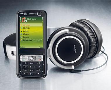Nokia N73 Mobile