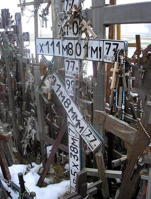 Hill of Crosses 8