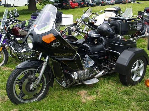 Honda Trike Bikes