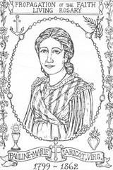 Pauline-Marie Jaricot, Virg.